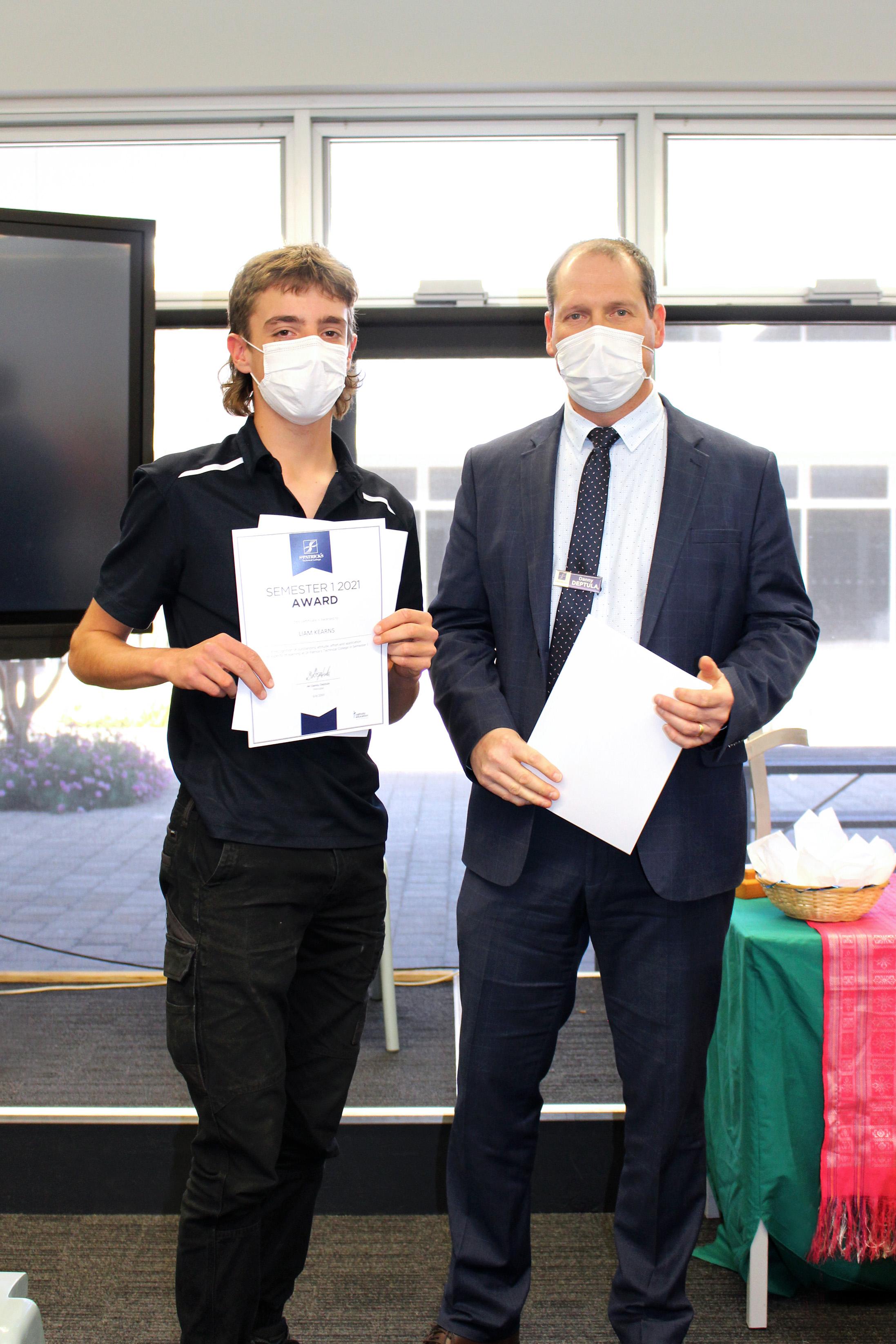 Student-Semester-1-Awards_Liam-Kearns
