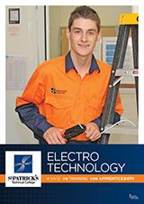 StPatsTech-ElectrotechnologyCourseFlyer