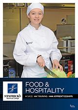 StPatsTech-Food&HospitalityCourseFlyer