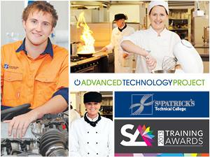 2013 SA Training Awards finalists