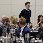 National Skills Week Business Lunch 2018 Guest speakers Minister for Industry and Skills David Pisoni, Barossa Fine Foods Business Manager Alex Knoll. Playford Civic Centre August 24, 2018.